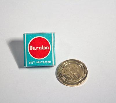 """1/4 Dozen"" Duralon Condoms and Box"