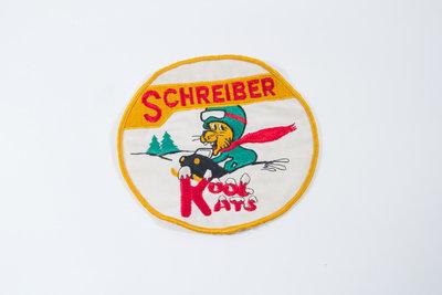 Schreiber Kool Kats Badge