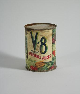 V8 Vegetable Juice Cocktail Can