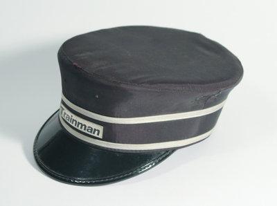 C.P.R. Trainman's Cap