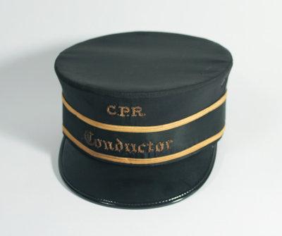 C.P.R. Conductor's Cap