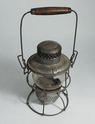 Three Silver Oil Lanterns