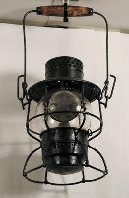 Black Oil Lanterns