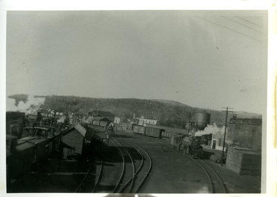Schreiber Train Yard