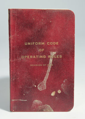 Uniform Code of Operating Rules