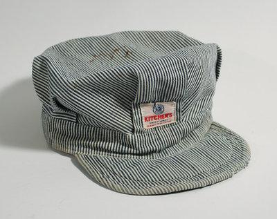 Canadian Pacific Railway Kitchen Cap