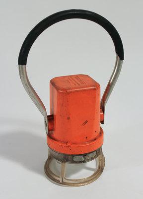 Orange Battery Lantern