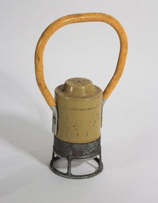 Yellow Battery Lantern