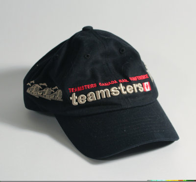 Teamsters Canada Rail Conference Cap