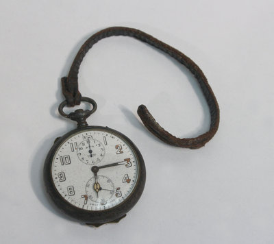Swiss-Made Pocket watch