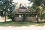 Bob Oates' Home, Rosseau