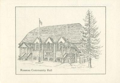 Rosseau Community Hall