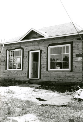 The Building of Humphrey Grocery Store