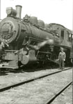 Stanley Hunziger and C.P.R. Locomotive 6298