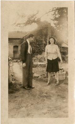 George and Marion (Wilson) Kosowan