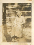 Mrs. John Wilson of Trout Lake