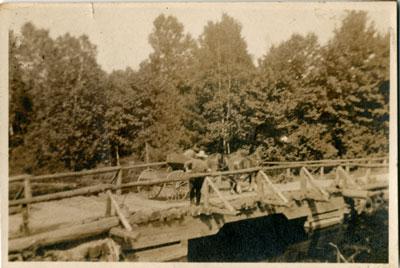 Bridge on Tally Ho Road