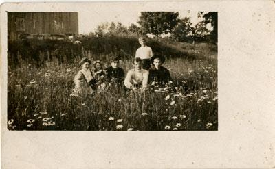 Postcard with Bill Wilson
