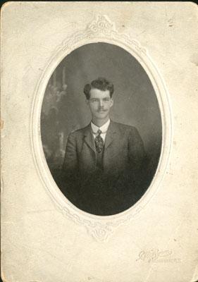 Bill Wilson Portrait