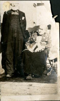 Johanna MacKay Kingshot and William Goodwin Kingshott
