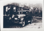 Dennis Jacklin with a Model T Ford