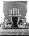 """The Vincent Company"" Store, South River, circa 1900"