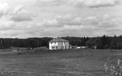The Old Bottomley Homestead, circa 1916