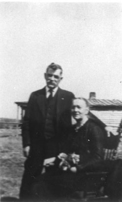 Mr. & Mrs. Boorse, 1906