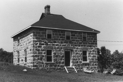 Cole Family Farm House, circa 1910