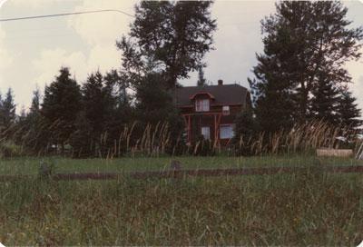 The Grunig Home, circa 1990