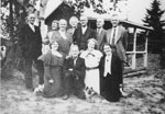 Holditch Family Reunion, 1937