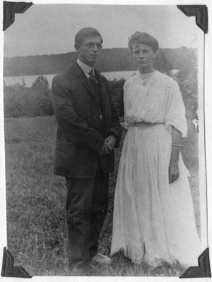 Mr. & Mrs. Charlie Maeck