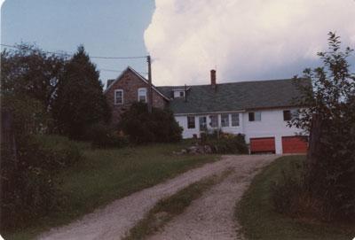 Mark Robertson's Home, circa 1990