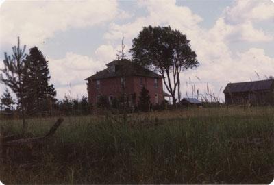 Walter Schneider's Farm, circa 1980