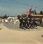 Sundridge Lions Bugle Band, South River Agricultural Society Fall Fair, 1984