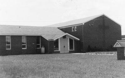 Chalmer's United Church, South River