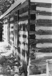 Corner of Log Home, South River Area