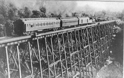 Grand Trunk Railway Viaduct, South River