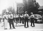 Orange Lodge - 1108 Members Prepare for July 12, 1938 Parade in South River