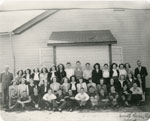 South River High Continuation School Grade 9 - 12, circa 1950