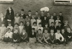 Miss Smith's Public School Primary Class Photograph, October, 1929