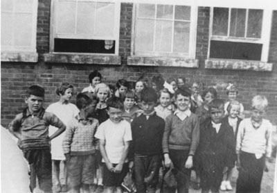 South River Public School Group Photograph, circa 1936