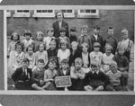 South River Public School Grade 2 Class Photograph, circa 1937