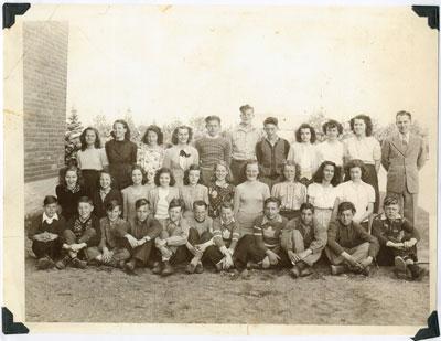 Mr. Cassie's Class, 1946