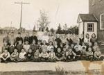 Miss Caldwell's Grade 2 & 3 Class Photograph, 1952