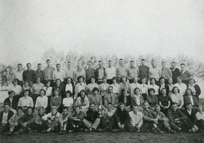 South River Continuation School, 1955