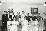 Last Grade 12 in Yellow School, South River, circa 1955