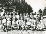 Mrs. Smith's South River Public School Class, June 29, 1956