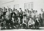 Mr. Proudfoot's South River Public School Grades 7 & 8 Class Photograph, 1956-1957