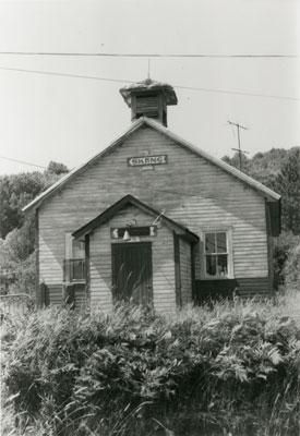 The Brennan School, South River Area, circa 1960